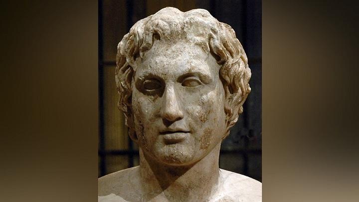 В музейном хранилище нашли ранее неизвестное изображение Александра Македонского