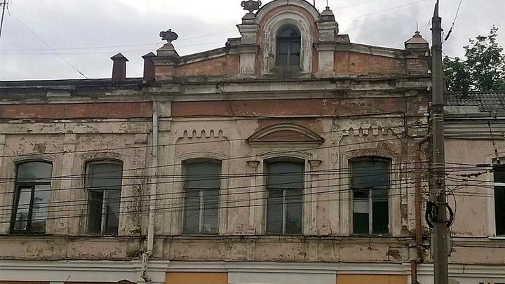 Тверь, центр города, 2019 год. Фото Леонида Варебруса