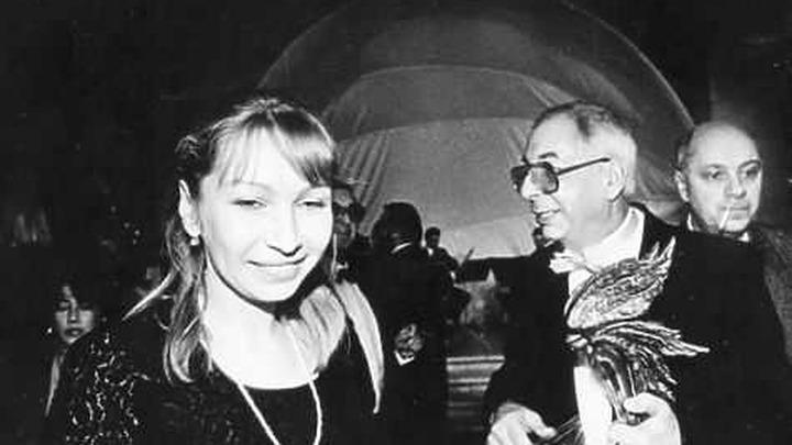Вера Таривердиева и Микаэл Таривердиев.  Фото из личного архива Веры Таривердиевой
