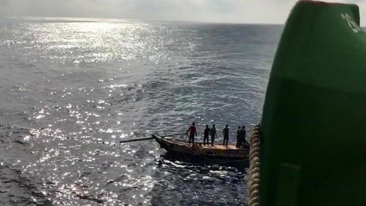 Моряков похитили, скорее всего, ради выкупа