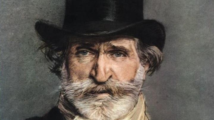 Джузеппе Верди. /ru.wikipedia.org/