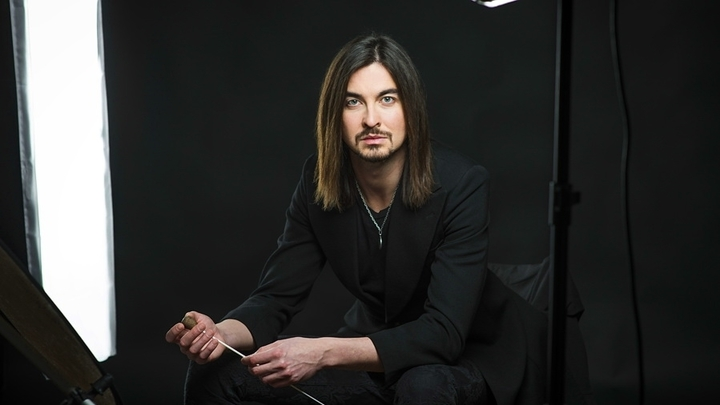 Филипп Чижевский,  российский дирижёр /meloman.ru/performer/filipp-chizhevskij/