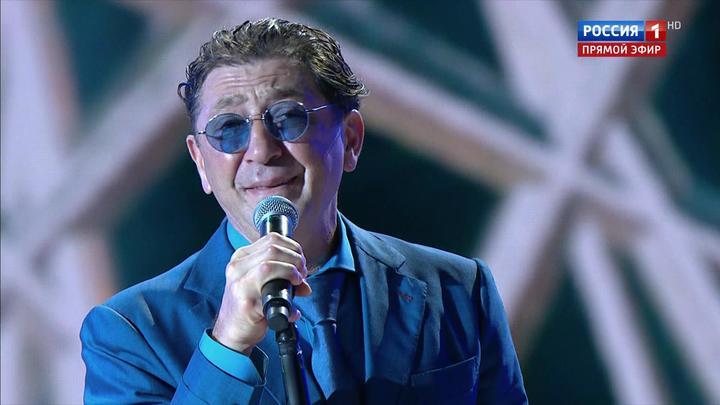 Григорий Лепс представил второй диск с песнями Владимира Высоцкого