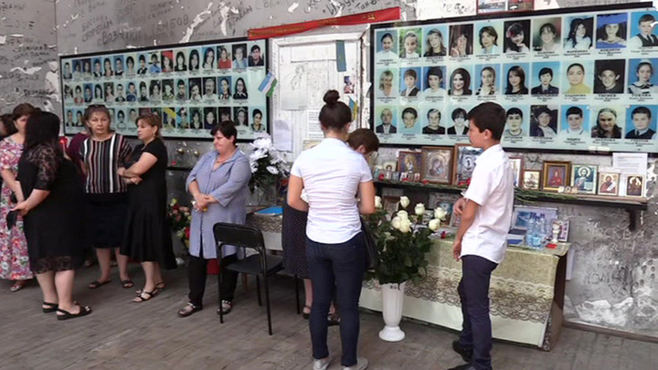 Вахта памяти: со дня трагедии в Беслане прошло 15 лет