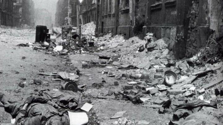 8 мая 1945 года. Май. Бреслау, Германия. Автор неизвестен