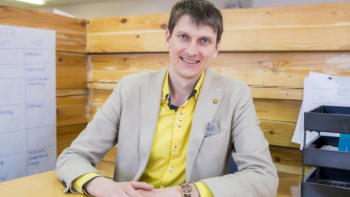 Сергей Богданов, основатель YellowRockets