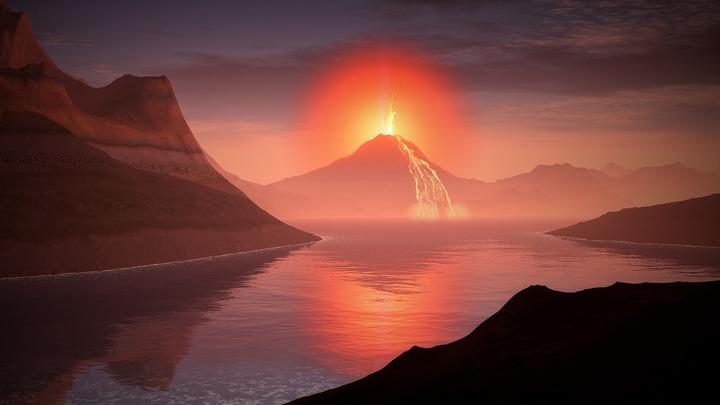 По мнению авторов новой работы, причиной ранее неизвестного вымирания были вулканические извержения.