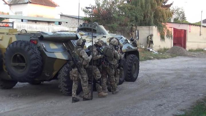 В КБР отменен режим контртеррористической операции