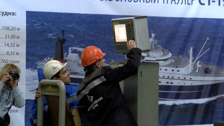 """Лучше """"Мистралей"""": в России впервые построят уникальные вертолетоносцы"""