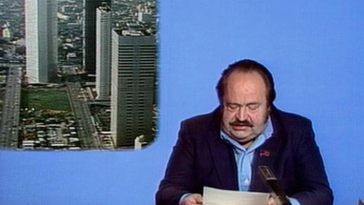 """Международная панорама"". Ведущий Александр Бовин, 1978"