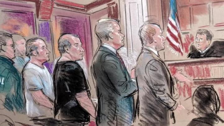 Бывший посол США дает показания в рамках процедуры импичмента Трампа
