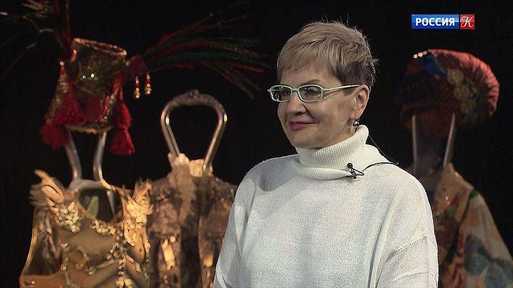 Виктория Севрюкова рассказала о празднике в Театре Сатиры