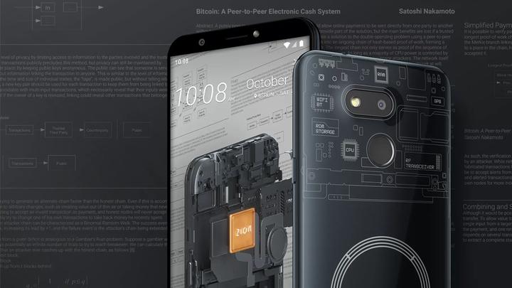 HTC выпустила доступный блокчейн-смартфон