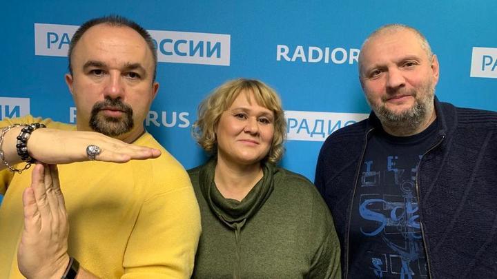 Дмитрий Чернов, Ольга Максимова и Александр Минаев