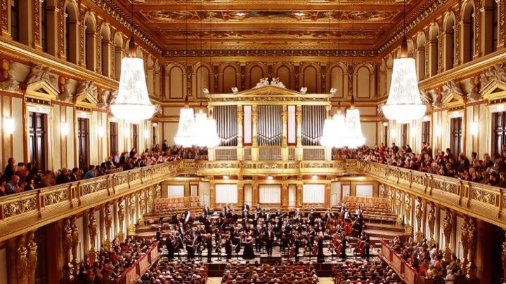 Венская филармония (Wiener Musikverein) /musikverein.at/