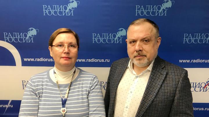 Программу ведут Елена Щедрунова и Игорь Шатров