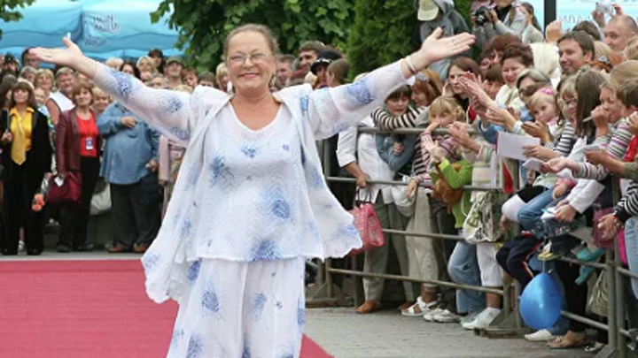 Раиса Рязанова отмечает юбилей