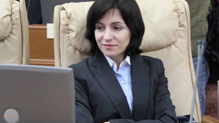 Санду предложила российских миротворцев в Приднестровье заменить наблюдателями ОБСЕ