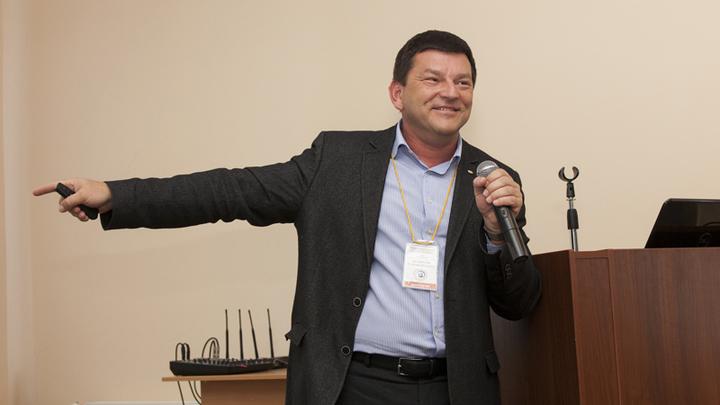 Владимир Витальевич Кулабухов