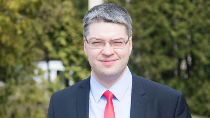 Экономист Олег Константинович Шибанов