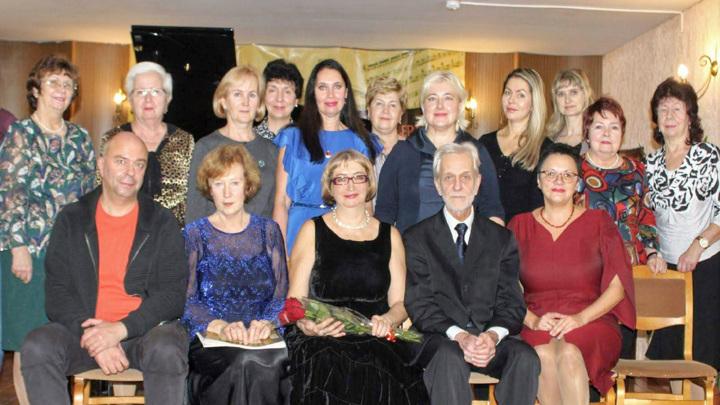 Жюри и преподаватели конкурса. Фото Людмилы Осиповой