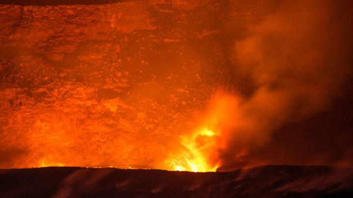 Масштабные извержения могли привести к всепланетной экологической катастрофе.