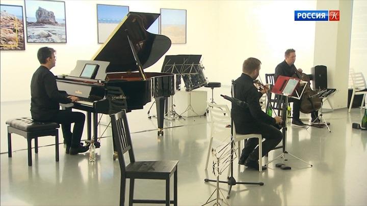 Концерт в Мультимедиа Арт Музее объединил музыкантов из Москвы и Бирмингема