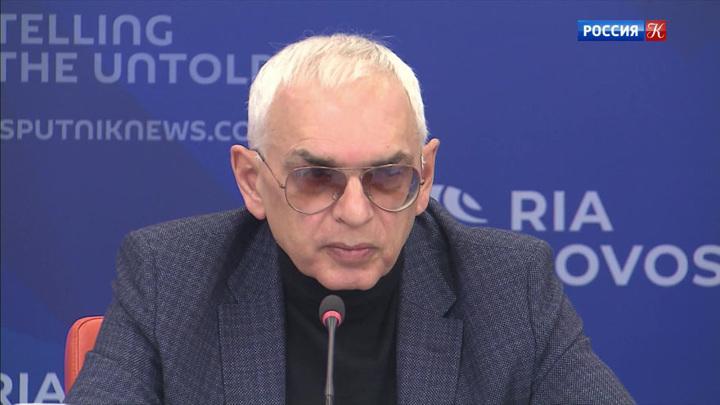 """Карен Шахназаров рассказал о планах киноконцерна """"Мосфильм"""""""