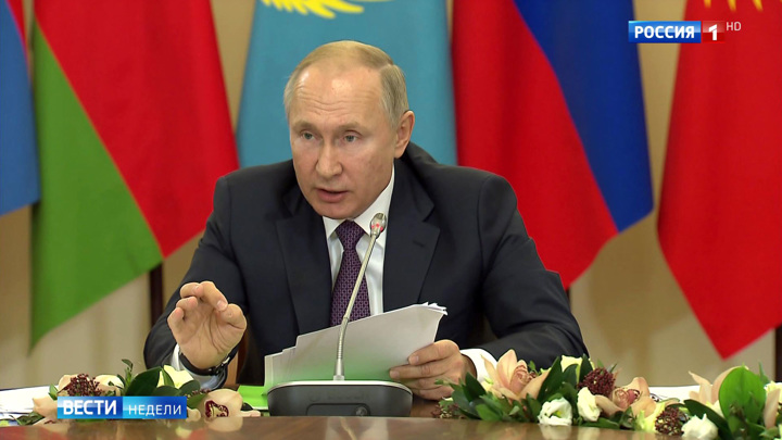 Vladimir Putin: Allied Powers Created Hitler's Germany With Unfair Versailles Treaty After WWI!