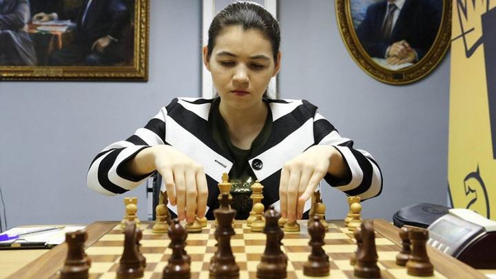 Россиянки одержали третью победу подряд на чемпионате мира