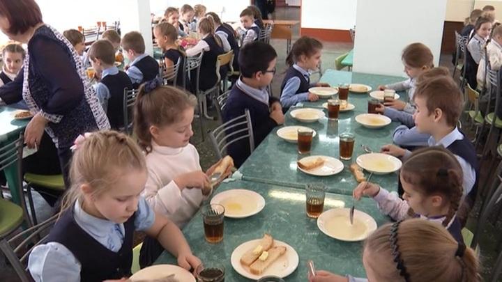 Депутаты Госдумы приступают к рассмотрению закона о школьном питании