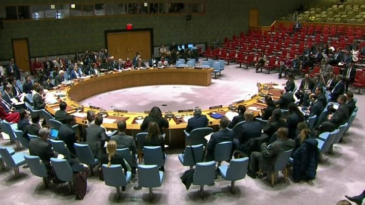Проект резолюции по Ливии одобрен Совбезом ООН