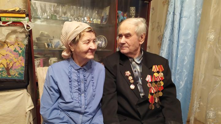 Семья Пузановых из вологодского города Устюжна