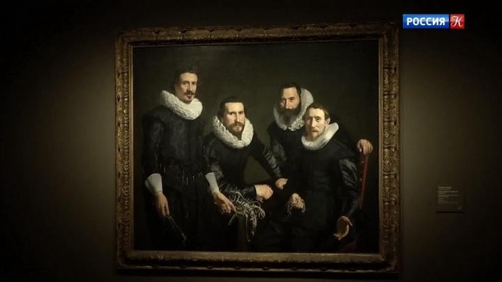В Испании открылась выставка произведений Рембрандта и его современников