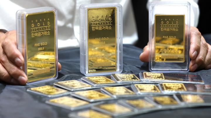 Минфин предложил разместить часть денег ФНБ в драгоценных металлах