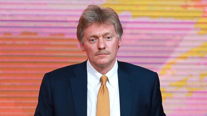 Песков: санкции в отношении России не достигают целей
