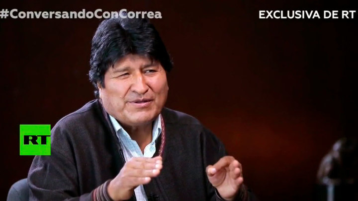 В Боливии заведено новое уголовное дело в отношении Эво Моралеса