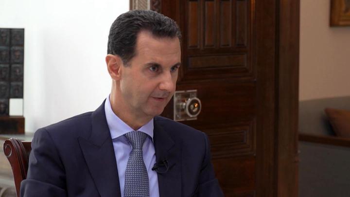 Асад поклялся охранять суверенитет и целостность Сирии
