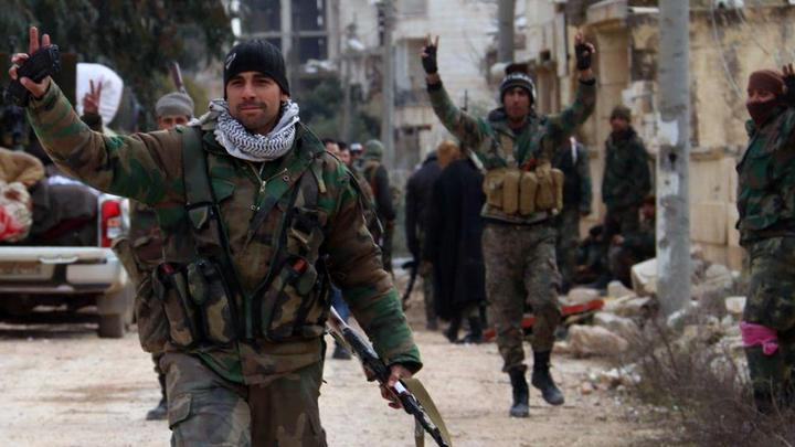 Террористы обстреляли сирийскую армию. Есть пострадавшие