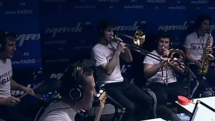 "Живой концерт Show-Band ""Feel Style"""