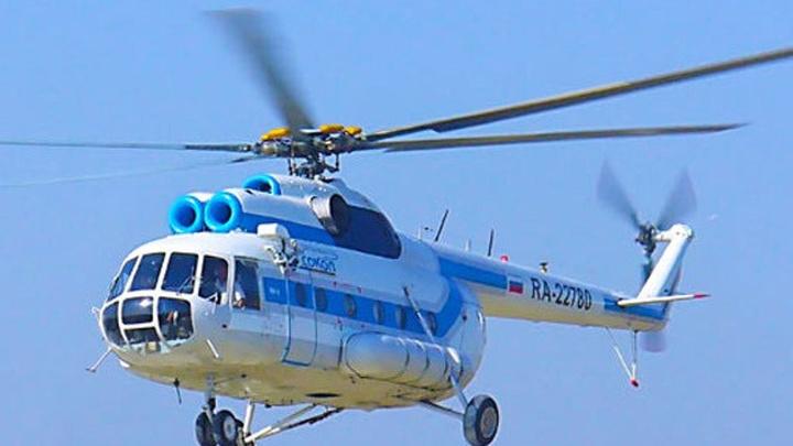 Спасатели обнаружили вертолет, пропавший 8 мая на Камчатке