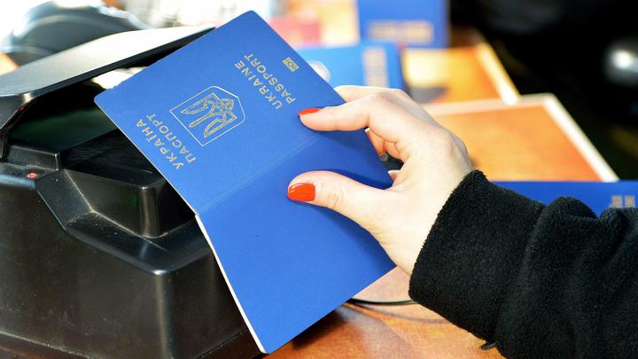 На Украине разрешат двойное гражданство, но не российское