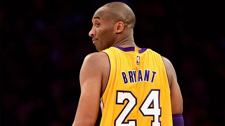 Коби Брайант номинирован на включение в баскетбольный Зал славы