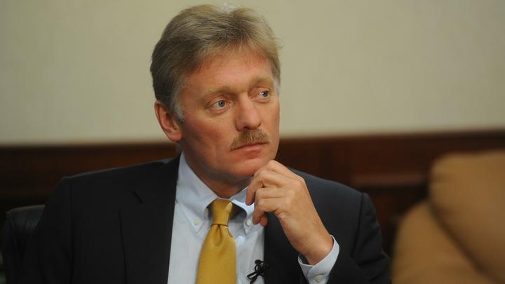 Песков прокомментировал историю с дипломатами и дрезиной