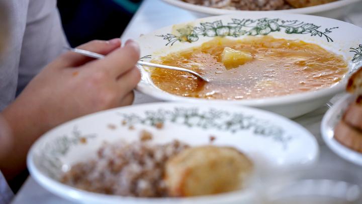 Законопроект о бесплатном обеде для школьников примут 18 февраля