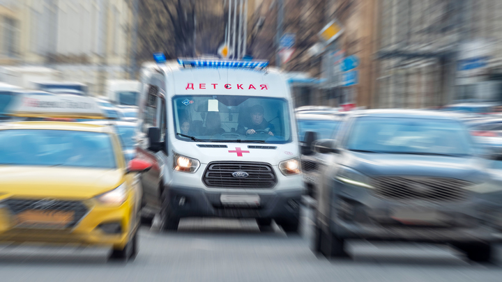 4 ребенка пострадали при взрыве дымовой трубы в Красноярском крае