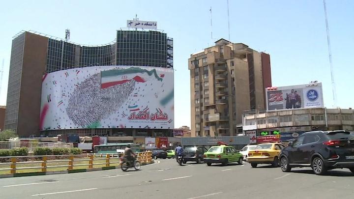 Иран потребовал отмены американских санкций