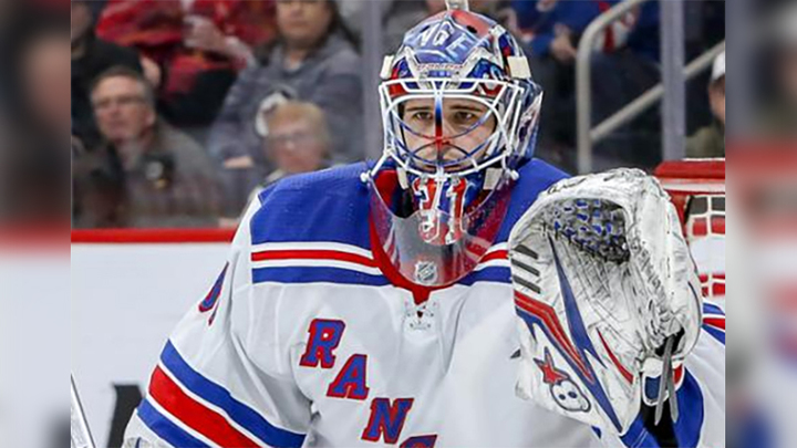 Хоккеисты НХЛ признали Шестеркина игроком недели