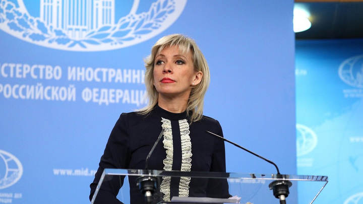 Захарова ответила Крамп-Карренбауэр