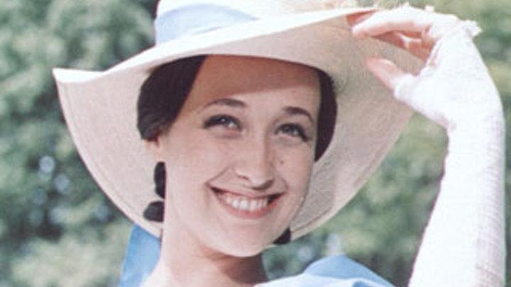 Ирина Печерникова принимает поздравления с юбилеем